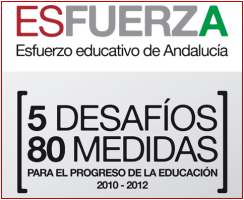 ESFUERZA: Esfuerzo Educativo de Andalucía
