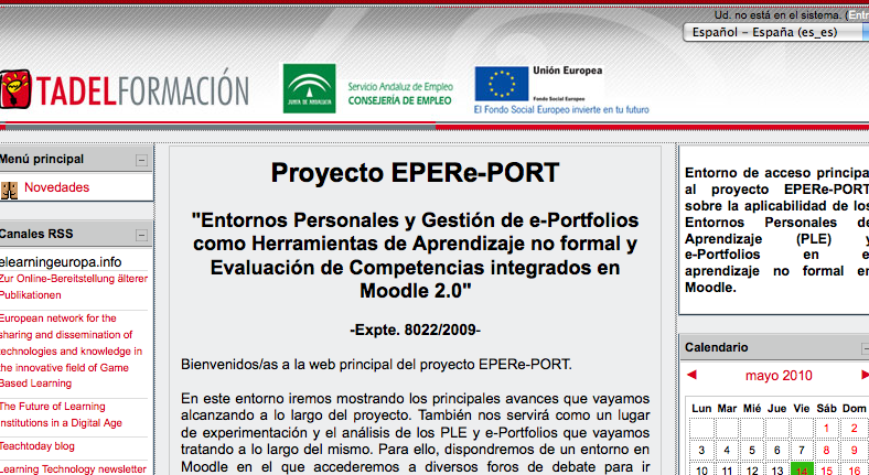 Proyecto EPERe-PORT