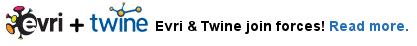 Evri no une esfuerzos con Twine, simplemente lo cierra