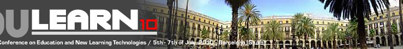 EDULEARN10 [5-7 de Julio de2010]