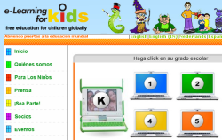 e-Learning for Kids: educación gratuita para menores