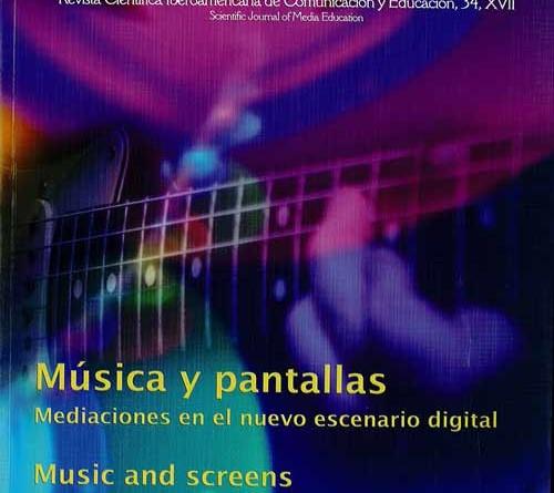 Música y Pantallas: Mediaciones en el nuevo escenario digital