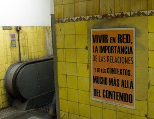 vivir en red, la importancia de las relaciones y de los contextos, mucho más allá del contenido