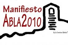 Manifiesto Abla 2010