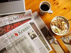 Desayuno con blogosfera