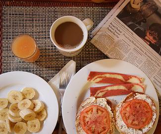 Desayunando con la blogosfera