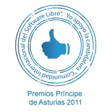 El Software Libre en los premios Príncipe de Asturias