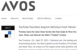 Yahoo! vende del.icio.us a los creadores de Youtube