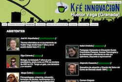 Kfé Innovación en Huétor Vega