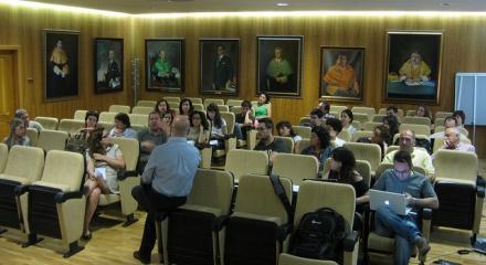Seminario web 2.0 en la Universidad