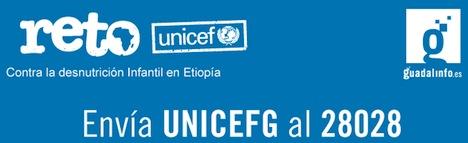 Reto UNICEF contra la desnutrición infantil en Etiopía
