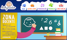 Babyradio: la primera radio infantil on-line española