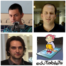 educ@conTIC podcast #32: Proyecto Edutablets