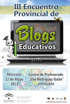 III Encuentro Provincial de Blogs Educativos de Málaga