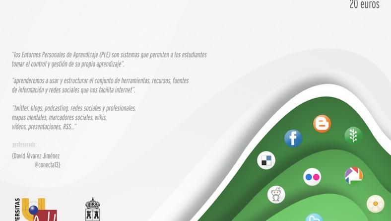 Curso de Verano sobre PLE en IBI [Alicante]