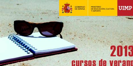 Cursos de Verano del Ministerio de Educación y la UIMP