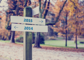 Adiós 2014. Hola 2015