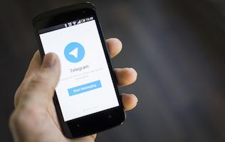 Telegram… o cómo Emerge una Comunidad de Práctica